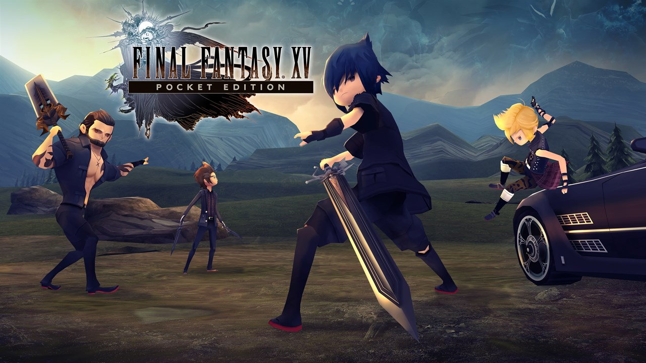 final fantasy xv pocket edition full free download