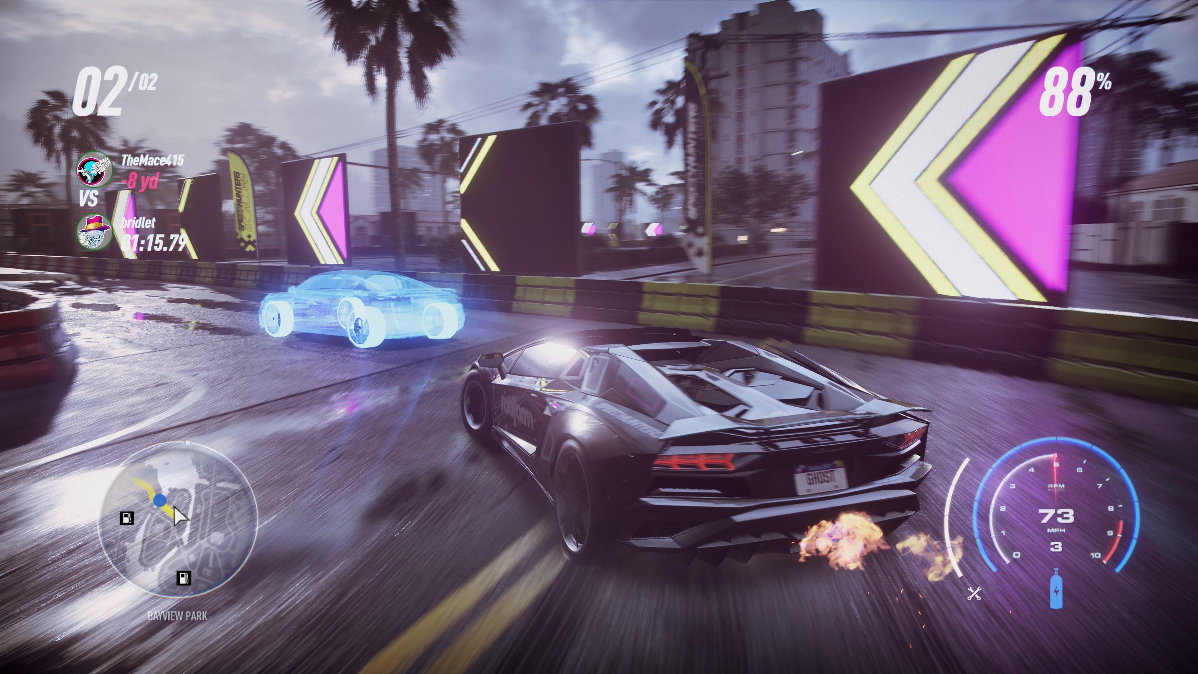 Скриншот №13 к Need for Speed™ Heat — издание Deluxe