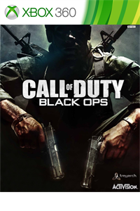 Carátula del juego Call of Duty: Black Ops