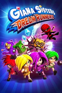 Carátula del juego Giana Sisters: Dream Runners