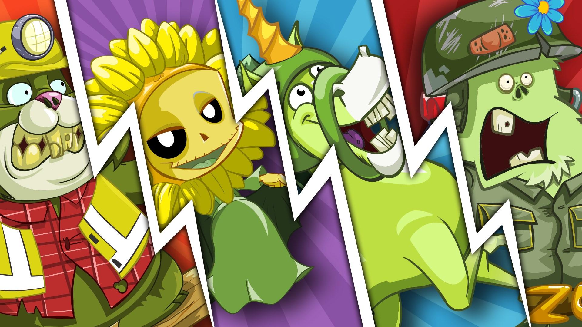 Peggle 2 - Pacote de Trajes Plants vs. Zombies™ Garden Warfare
