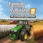Farming Simulator 19 - Platinum Edition Logo