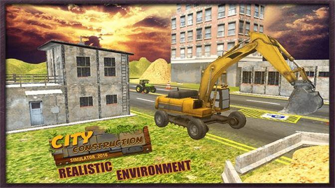 Get City Construction Simulator Pro - Microsoft Store