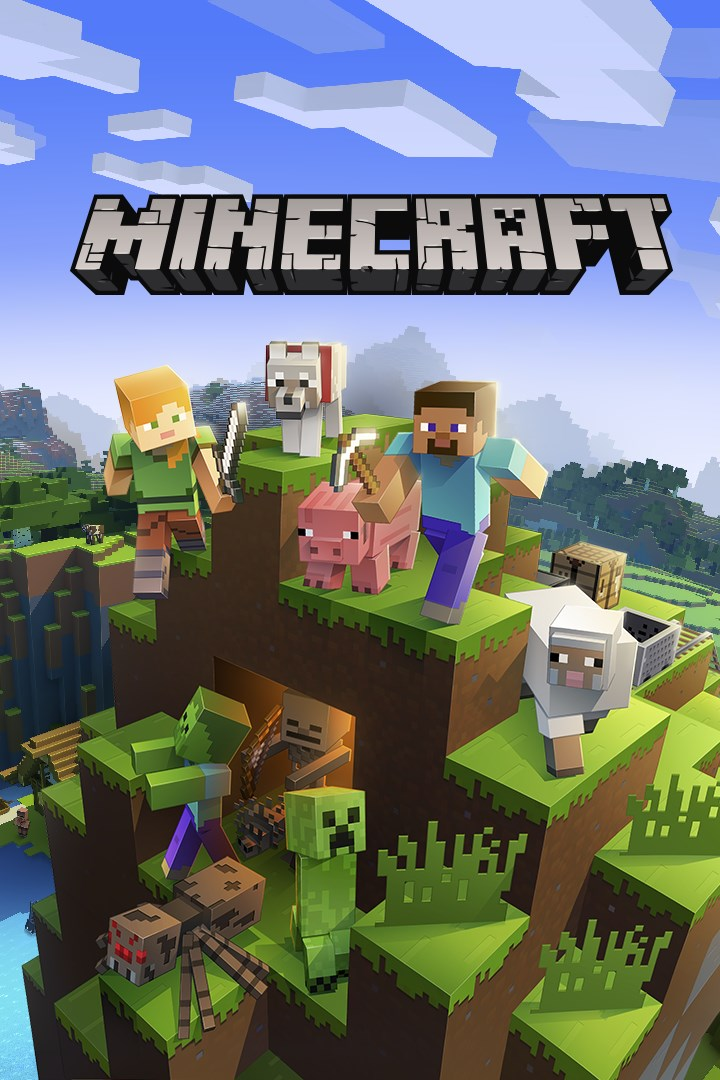 Minecraft Windows 10 新手收藏