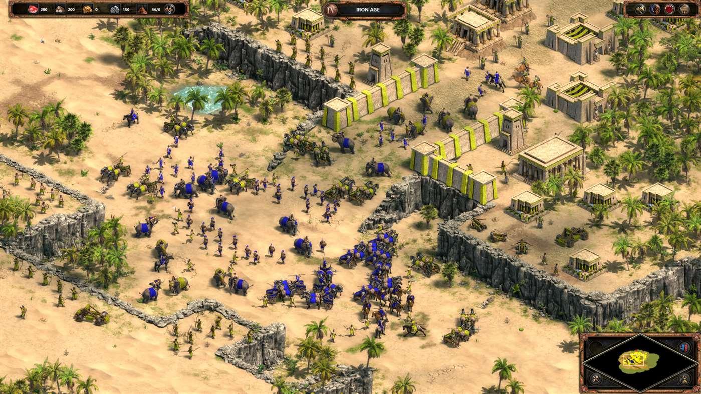 《帝国时代:终极版》4K 重制版开始接受预定 [Windows 10] 3