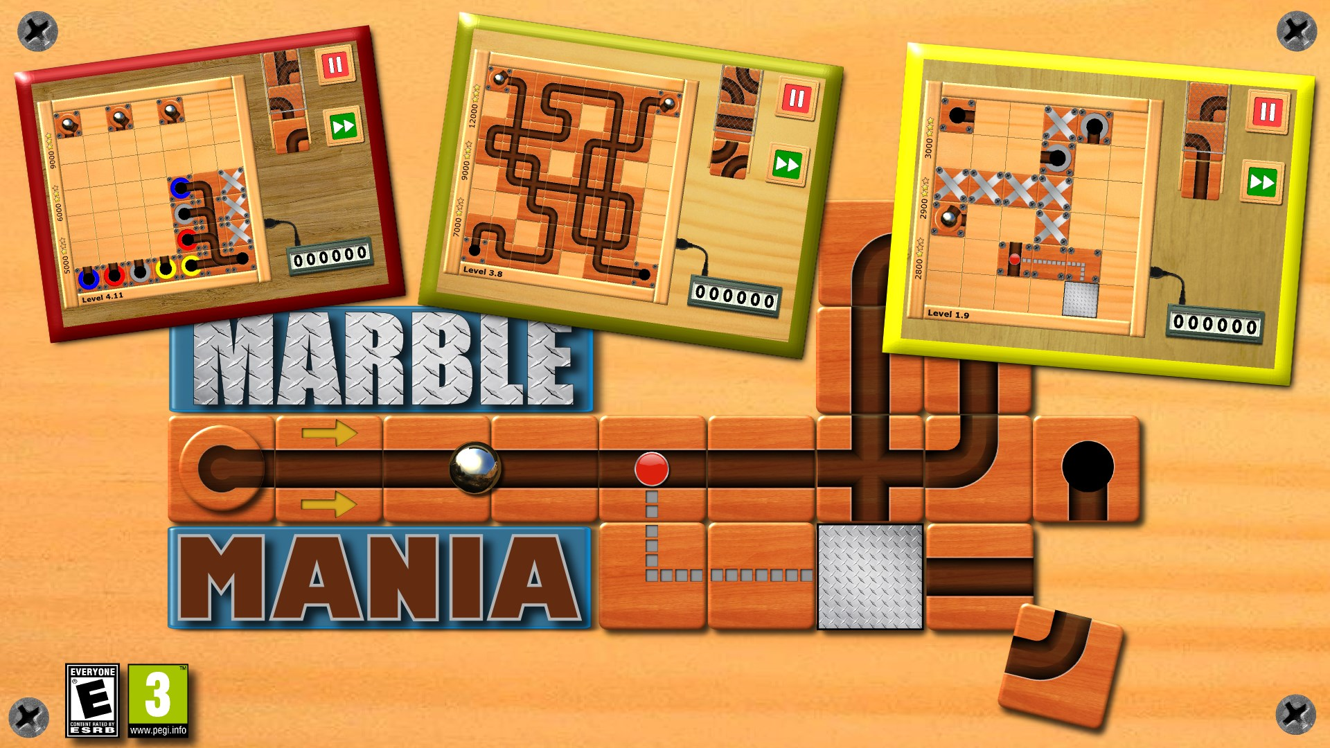 Get Marble Mania Ball Maze – action puzzle game - Microsoft