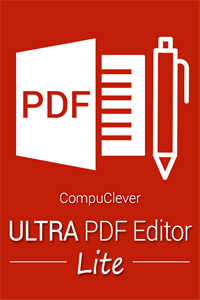 Ultra PDF Editor Lite - Annotate & Fill Forms