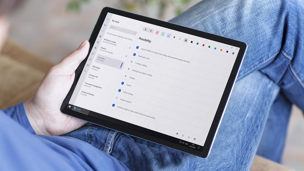 To write (notizen, notizblock) beziehen – Microsoft Store de-DE