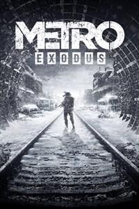 Carátula del juego Metro Exodus