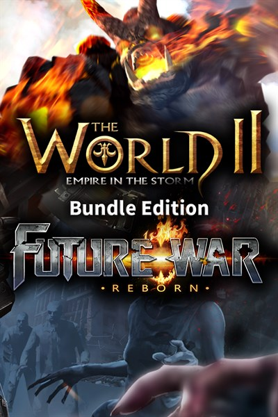 Future War and World II Bundle