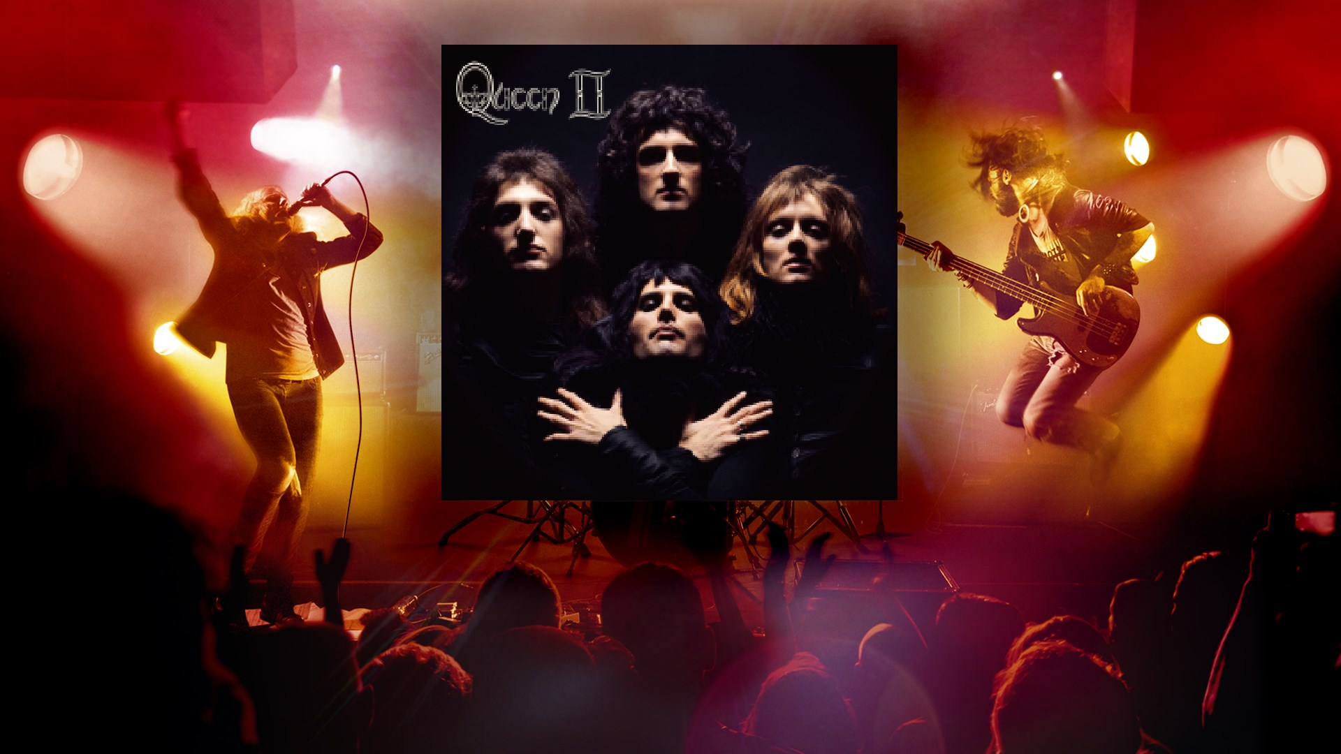 """Seven Seas of Rhye"" - Queen"