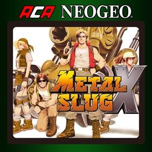ACA NEOGEO METAL SLUG X Xbox One