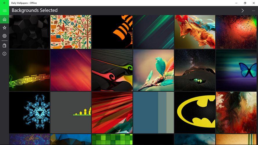 Top ứng dụng tải ảnh HD, thay hình desktop, màn hình khóa