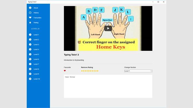 Buy Typing Tutor! - Microsoft Store