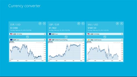 Currency converter + Screenshots 1