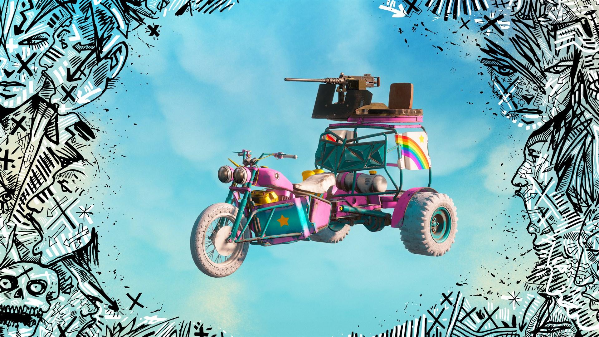 Far Cry® New Dawn - Tre-ruote Unicorn