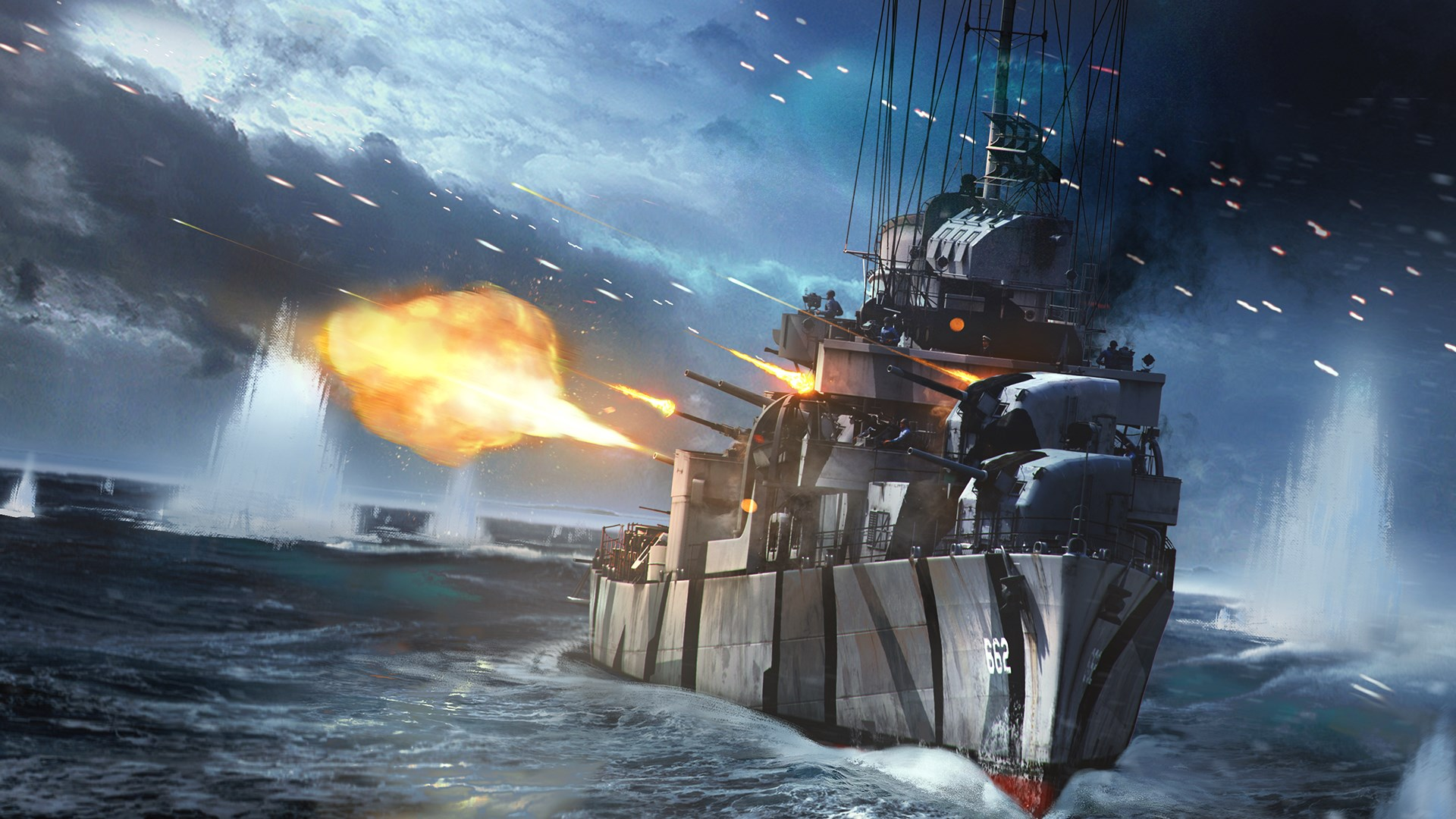 War Thunder - USS Bennion