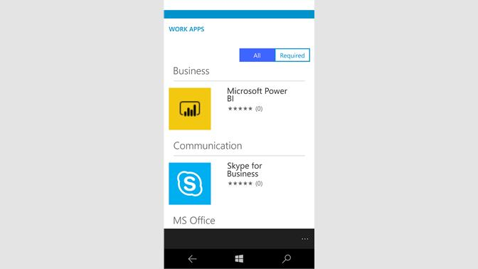 Get BlackBerry UEM App Catalog - Microsoft Store