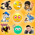 Emoji Stickers HD