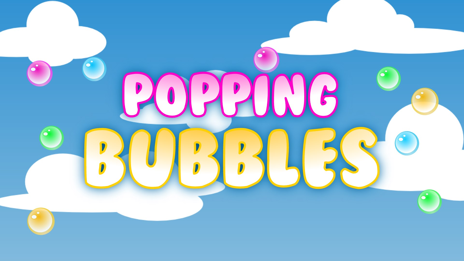 Get Popping Bubbles - Microsoft Store