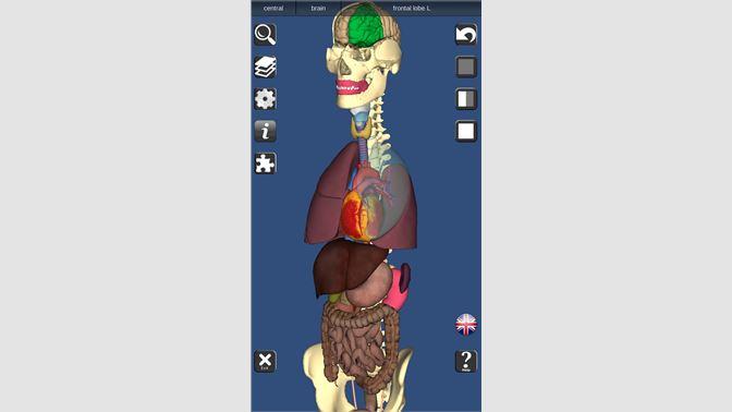 Get 3D Bones and Organs (Anatomy) - Microsoft Store
