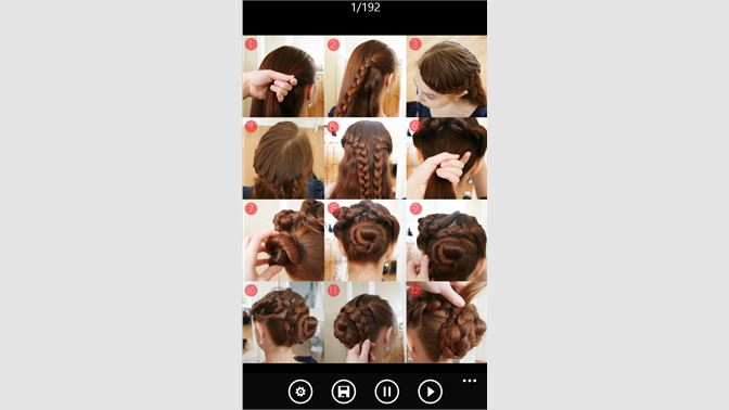 Get Hairstyles Step By Step 2015 Microsoft Store