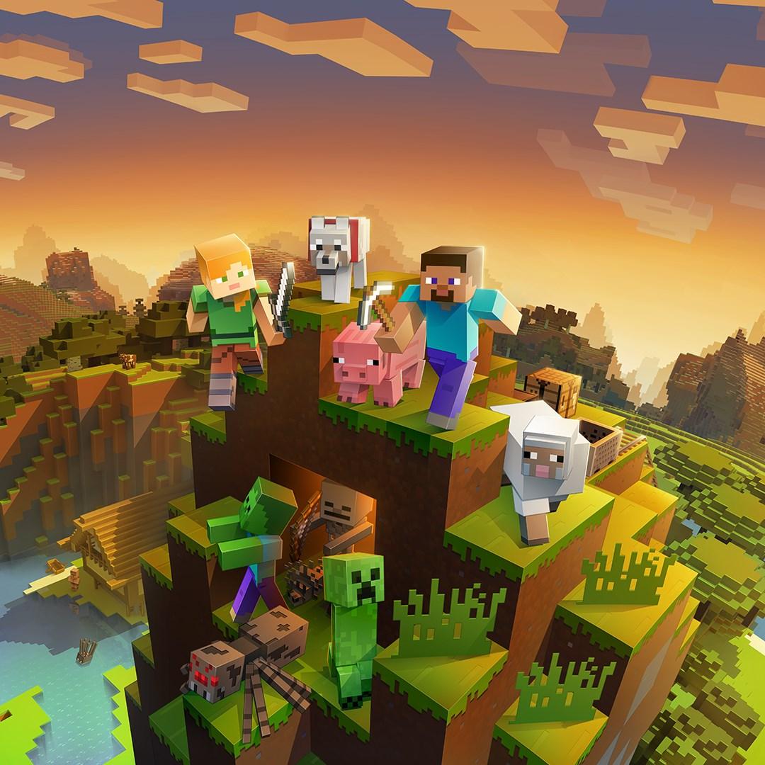 Скриншот №5 к Minecraft Master Collection