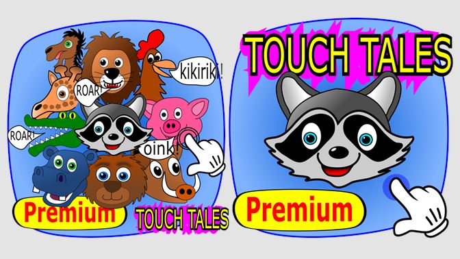 Buy Touch Tales Premium - Animals - Microsoft Store