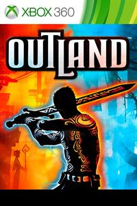 Carátula para el juego Outland de Xbox 360