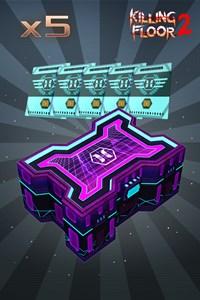 Serie #13 Waffen-Bronze-Box