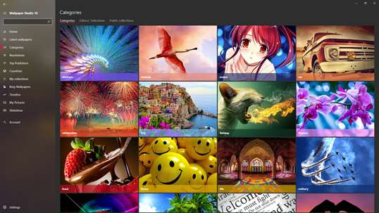 Wallpaper Studio 10 screenshot 4