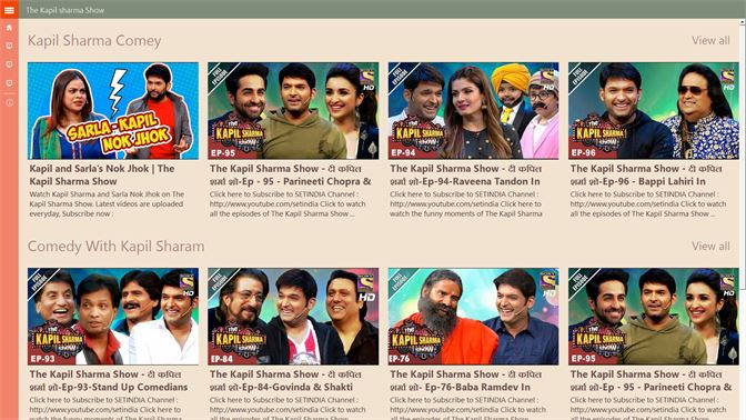 Get The Kapil Sharma Show  - Microsoft Store en-GB