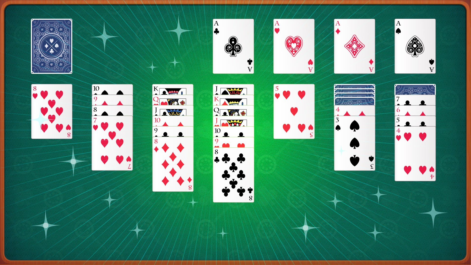 Take Ten Solitaire