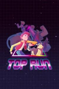 Carátula para el juego Top Run de Xbox 360