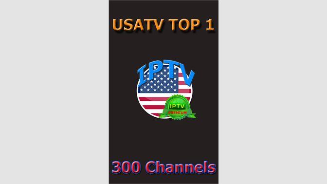 Get USA TV Pro - Free - Microsoft Store
