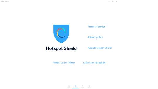 Hotspot Shield Free VPN for Windows 10 PC Free Download