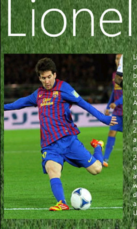 statistical analysis of football legends lionel The barcelona forward dominates opponents in a style which echoes that of argentina's most revered footballer - in the third part of our series, goalcom compares two legends.