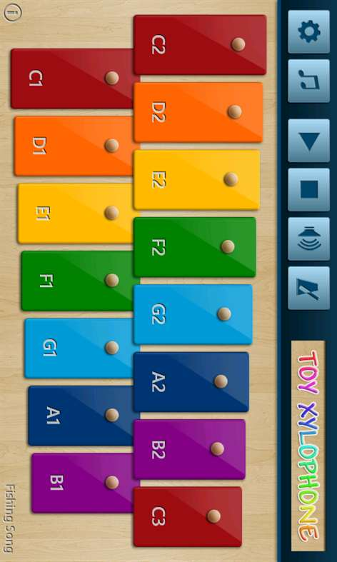 Toy Xylophone FREE Screenshots 2