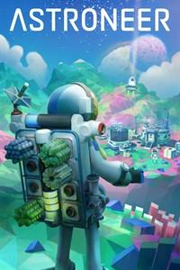 Carátula para el juego ASTRONEER de Xbox 360
