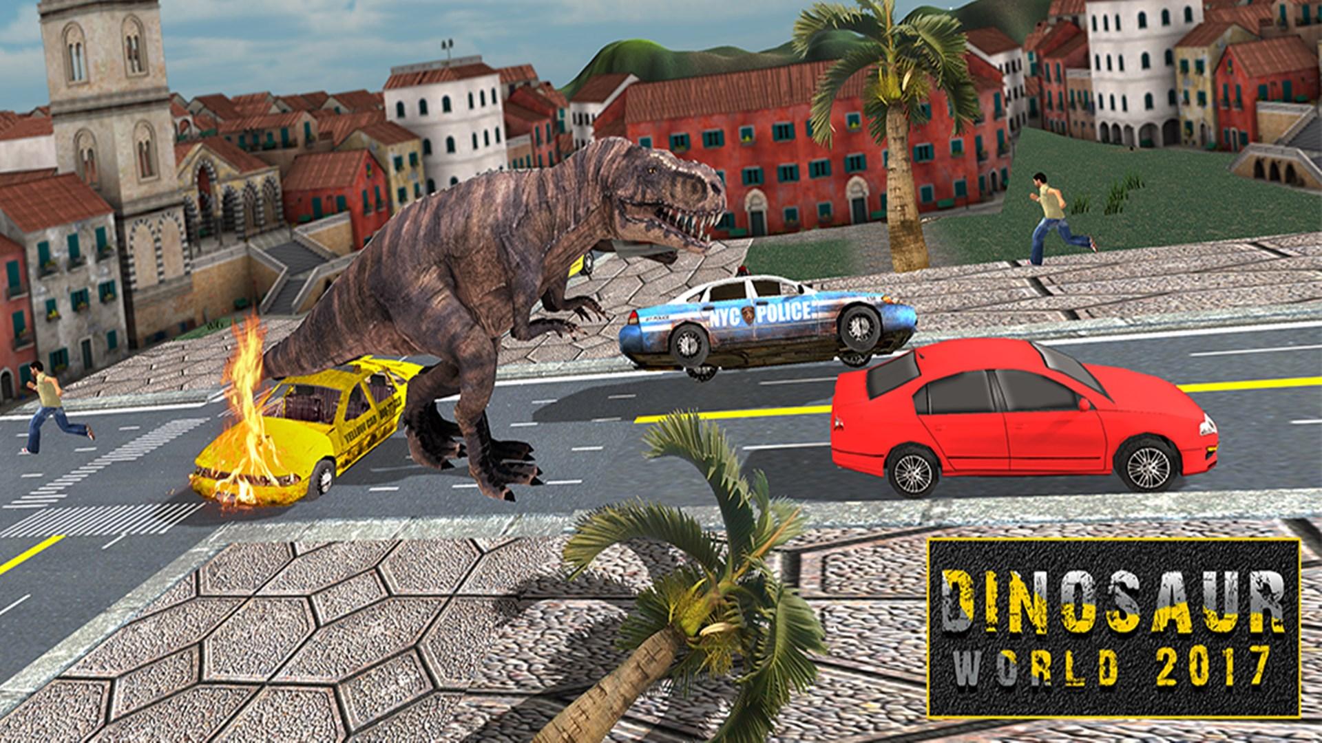 Get Dinosaur World 2017 - Microsoft Store