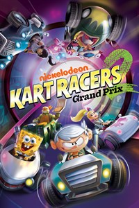 Carátula para el juego Nickelodeon Kart Racers 2: Grand Prix de Xbox 360