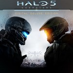 Halo 5: Guardians – Digital Deluxe Edition Logo