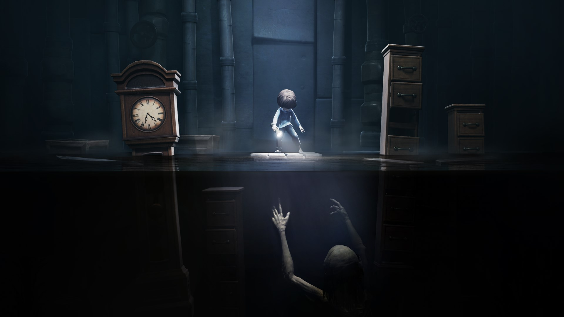 "Little Nightmares DLC ""Die Tiefen"""
