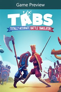 Carátula para el juego Totally Accurate Battle Simulator (Game Preview) de Xbox 360
