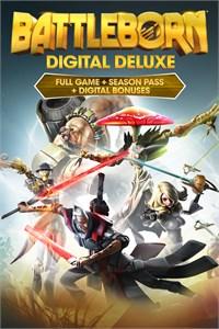 Battleborn Digital Deluxe PreOrder