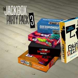 The Jackbox Party Pack 3 Xbox One
