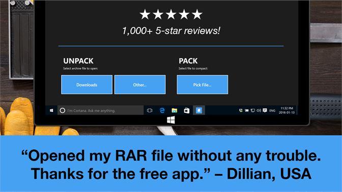 winrar file free download for windows 7 32 bit