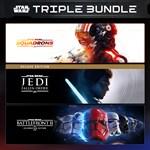 EA STAR WARS™ TRIPLE BUNDLE Logo