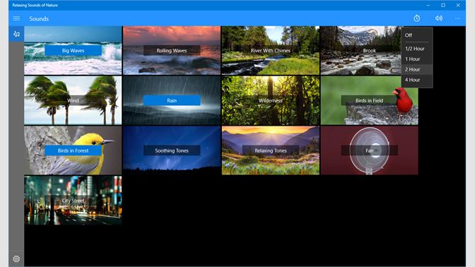 Get Relaxing Sounds of Nature - Microsoft Store