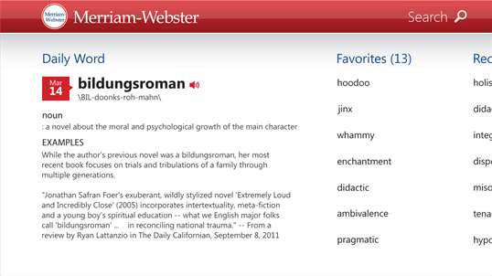 how to download merriam webster dictionary
